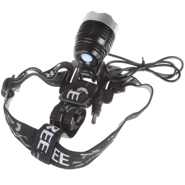 LED 1800 Lumens Bike Light Full Set 3
