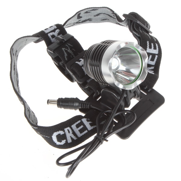 LED 1800 Lumens Bike Light Full Set 4