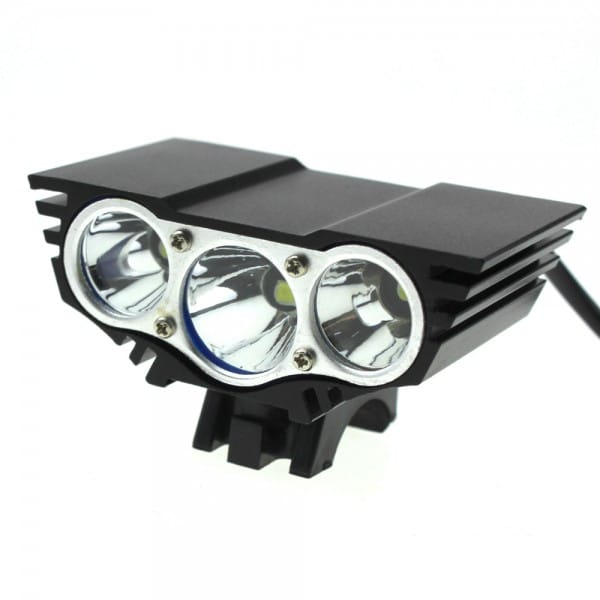 CREE LED Bicycle Light 3600